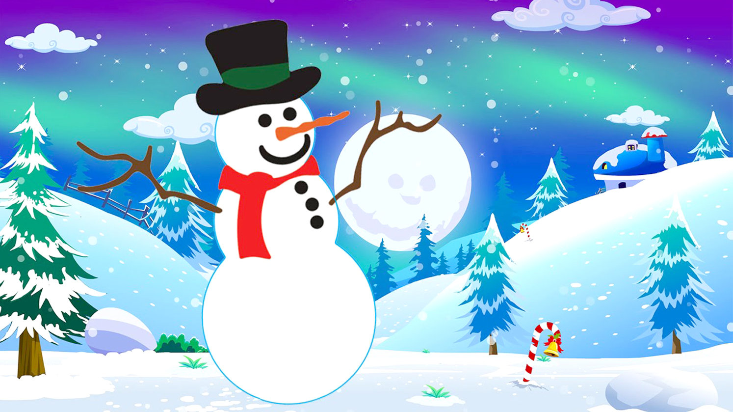 frosty the snowman in a rare interview recently talked with a cleveland daily banner