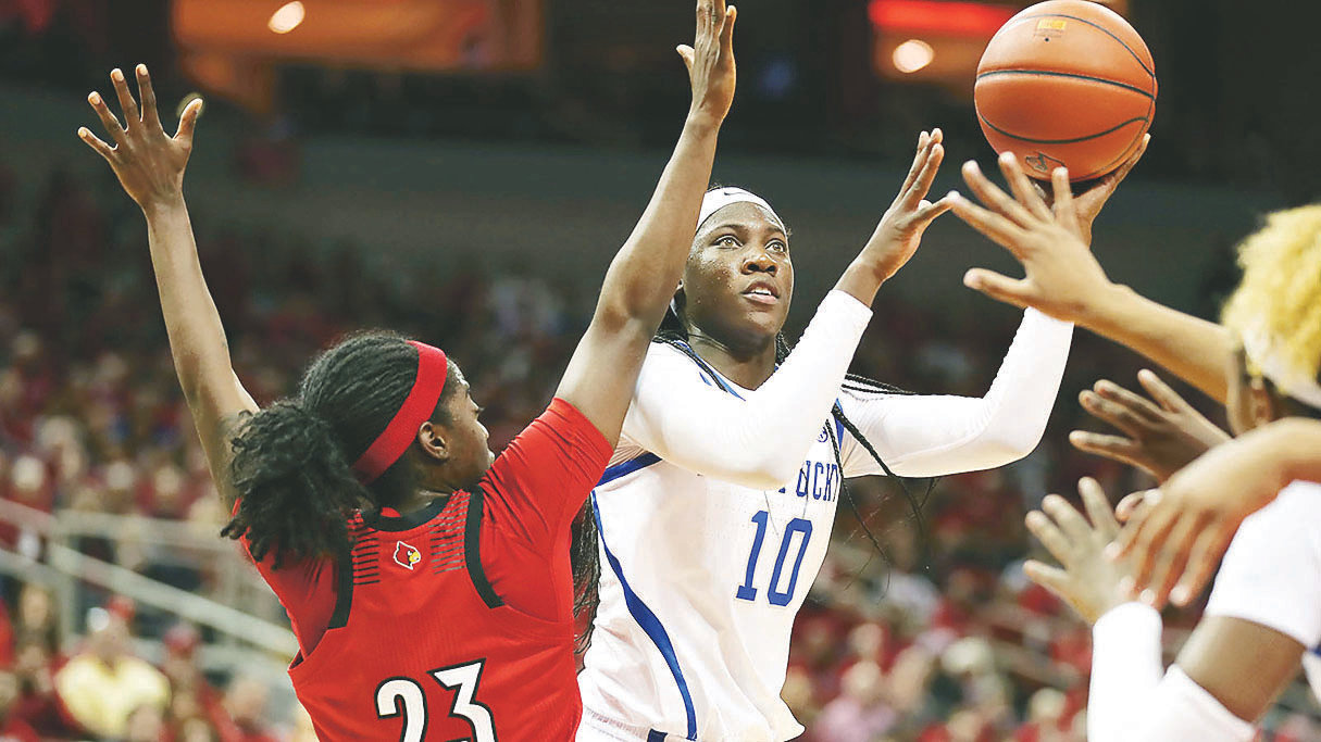 FORMER BRADLEY Central Bearette Rhyne Howard not only won her fifth SEC Freshman of the Week Award, but was named to the midseason Wooden Award Watch List this week. Her Kentucky team takes on Tennessee tonight in Knoxville.