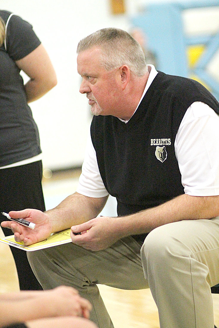 "BRADLEY CENTRAL'S Jason Reuter picked up the 250th victory of his head coaching career as his Bearettes knocked off Walker Valley 63-27 Friday at ""The Stable."""