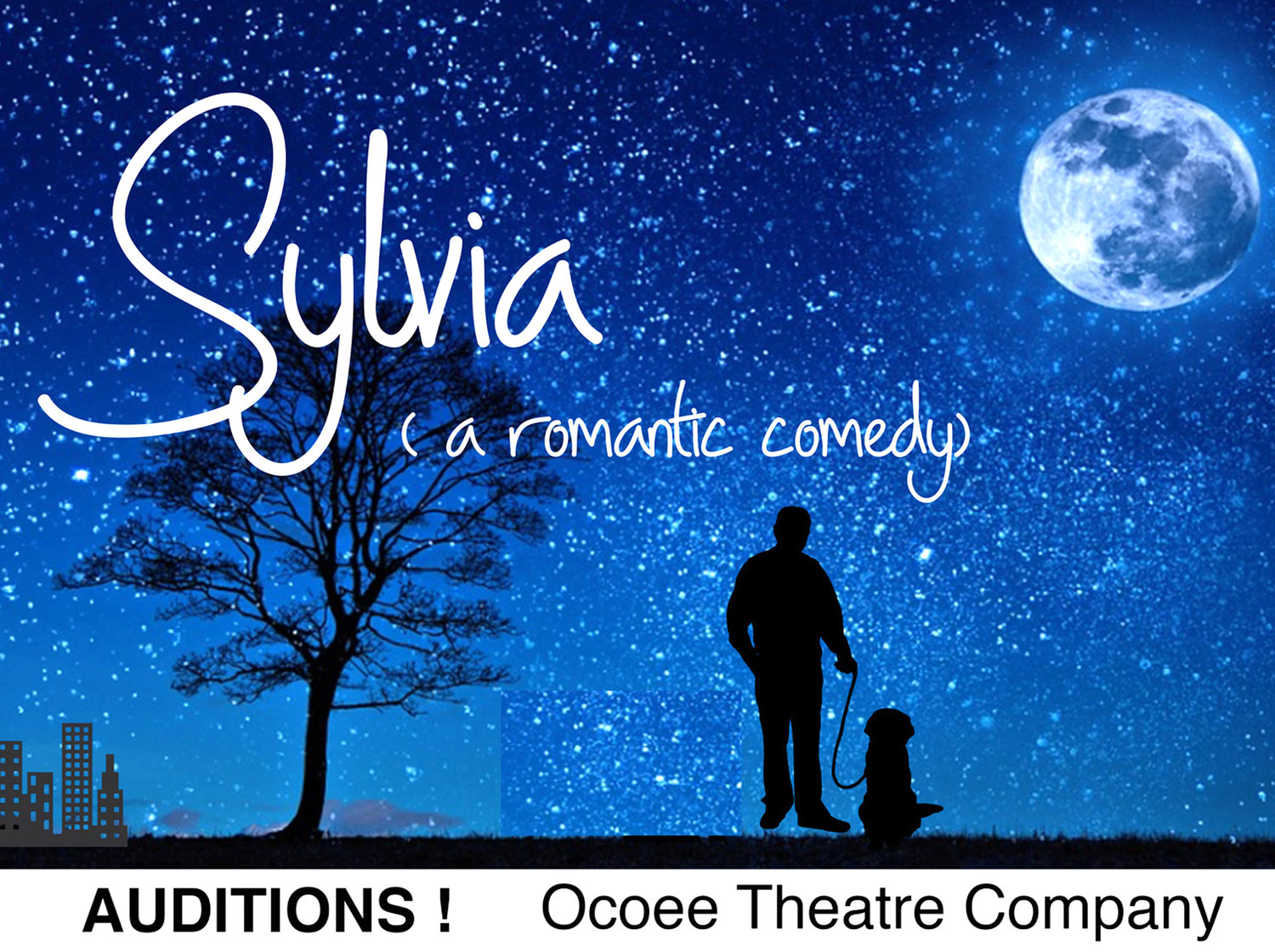 "STRECH YOUR ACTING MUSCLES and try out for Ocoee Theatre Company's next production of ""Sylvia."" Auditions are happening Sunday and Monday at Bradley Central High School."
