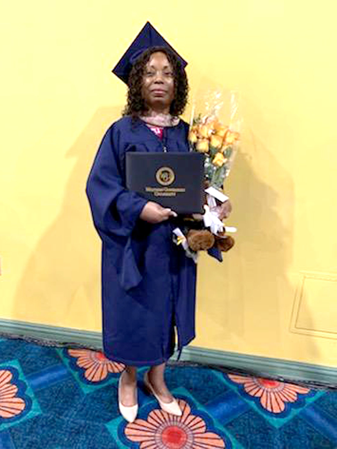 Cleveland's Townsend goes to Orlando to walk in WGU college