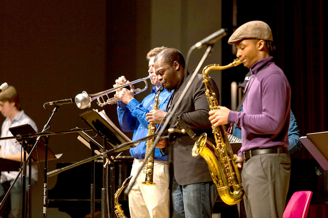 Lee University's Small Jazz Ensemble will perform on Monday at 7:30 p.m., in the Conn Center.