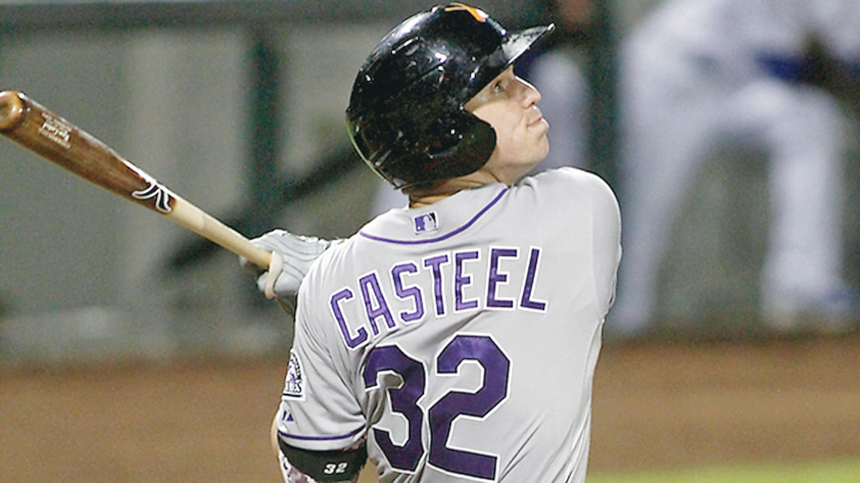 FORMER BRADLEY CENTRAL and Cleveland State standout Ryan Casteel will open his 10th professional season with the Atlanta Braves Double-A team in Jackson, Miss.