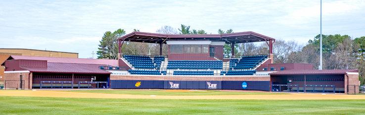 Lee University Baseball >> Lee To Dedicate New Baseball Stadium Saturday The
