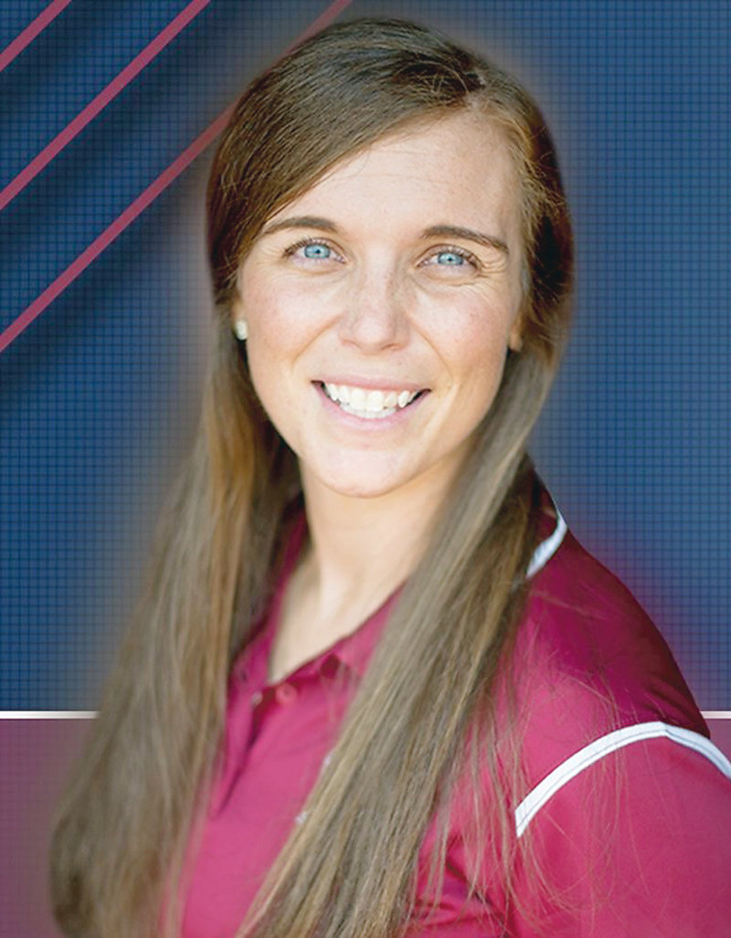 LEE UNIVERSITY has named Jessica McIntyre as an assistant AD.
