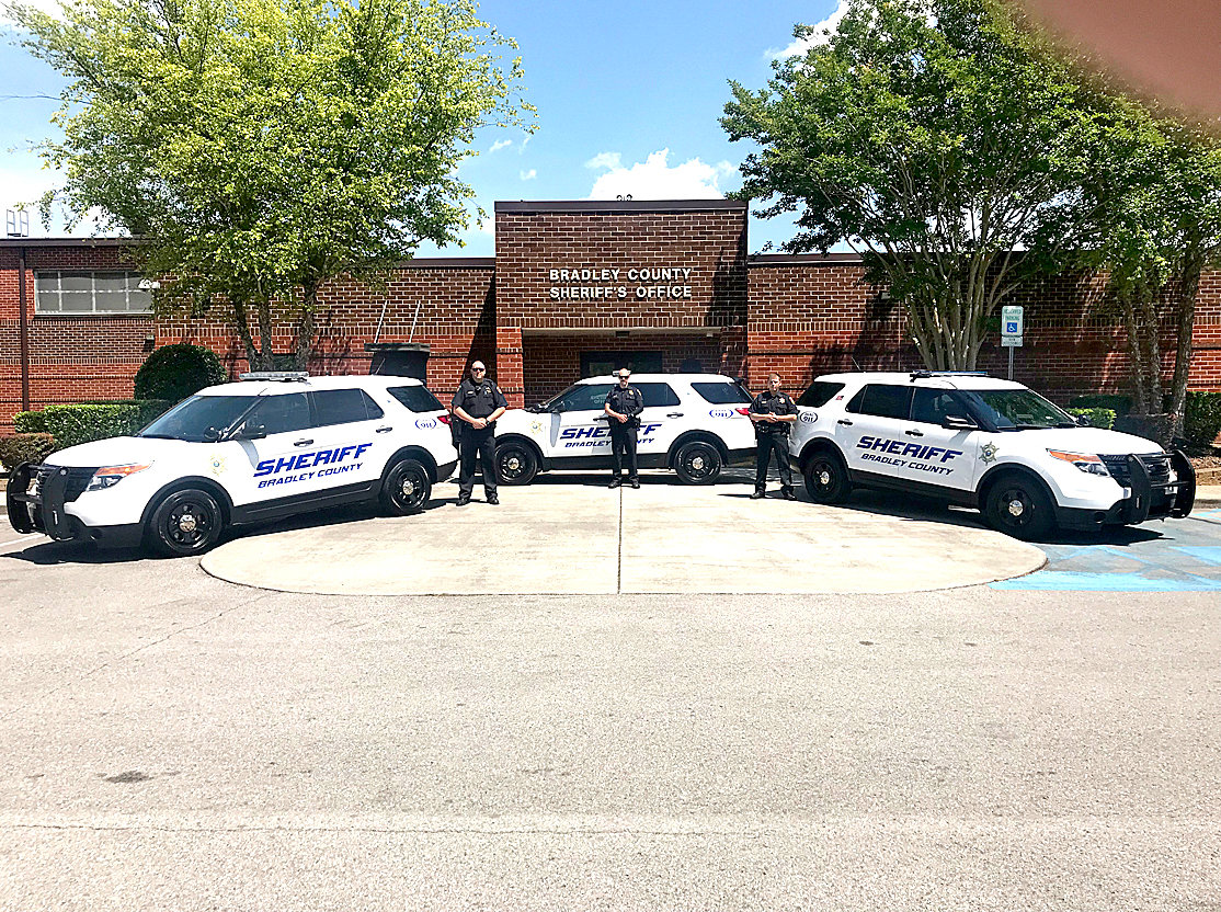 The Sheriff's Office has purchased nine pre-owned Ford Explorer Police Interceptors to patrol service.