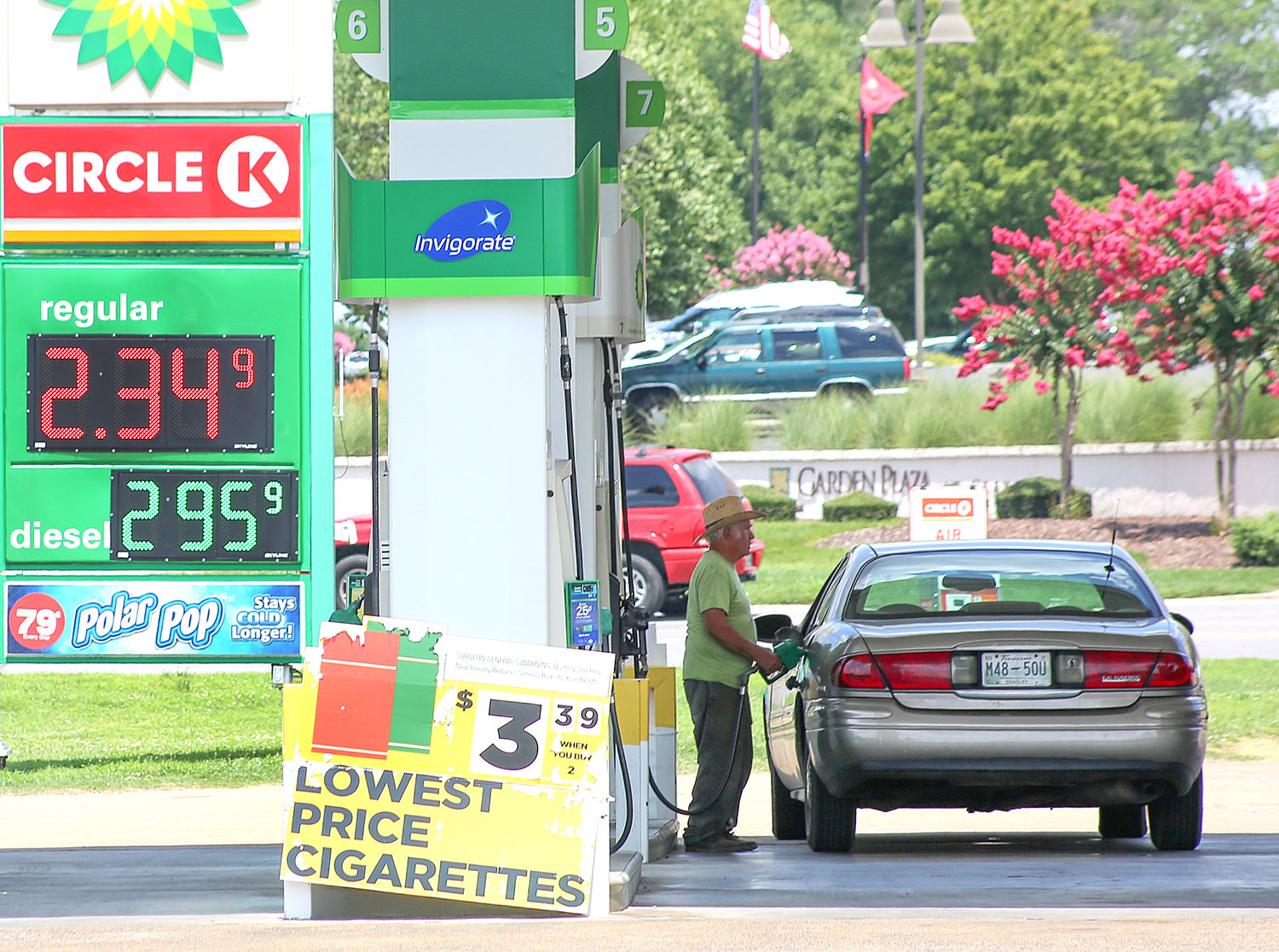 Cleveland Gas Prices >> Low Gas Prices To Fuel Extra Holiday Traffic The Cleveland