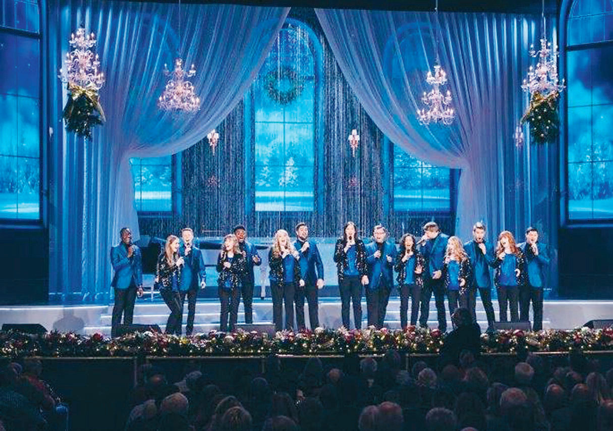 The Voices of Lee performed in December of 2018 at Beacon Theater in New York.