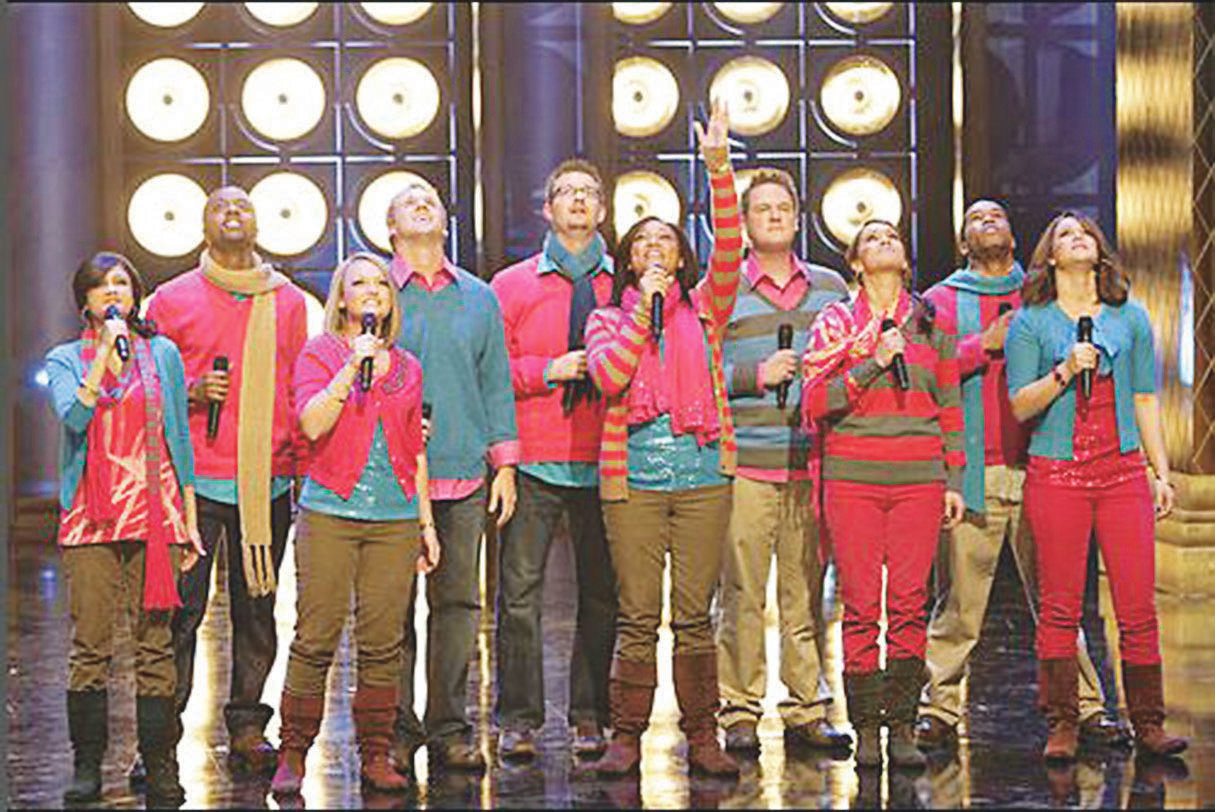 The Voices of Lee were the second runner-up in NBC's Sing-Off competition.
