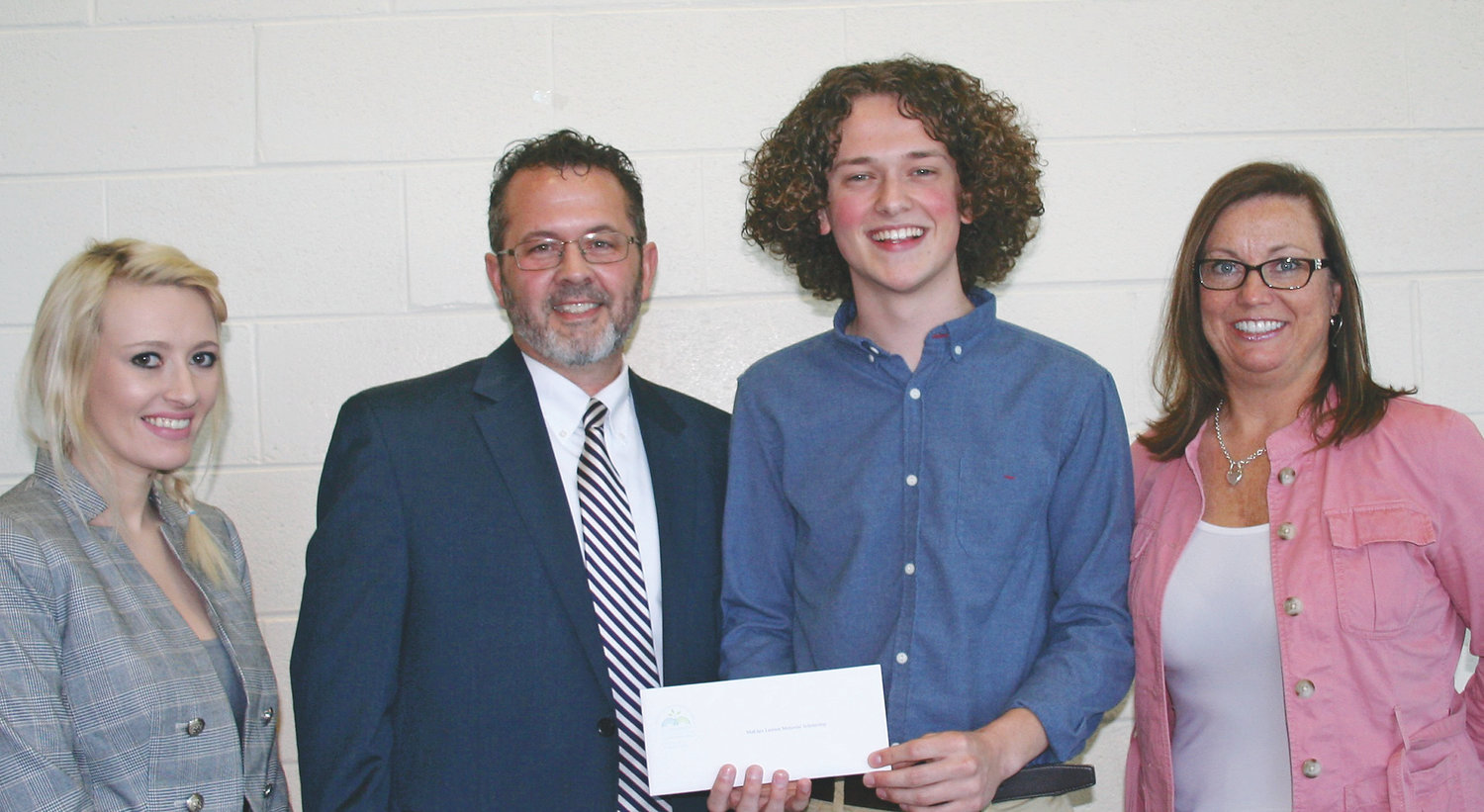 Luke Lee recipient of first Lawson scholarship | The