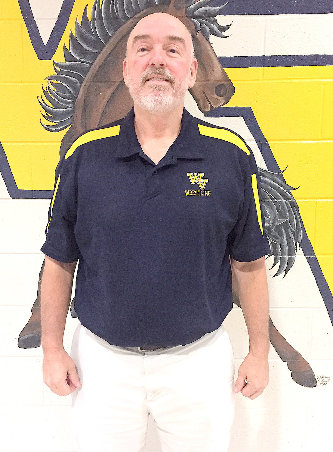 WALKER VALLEY MUSTANG head wrestling coach Alan Morris will be inducted into the Tennessee Chapter of the National Wrestling Hall of Fame on Aug. 24, in Murfreesboro.