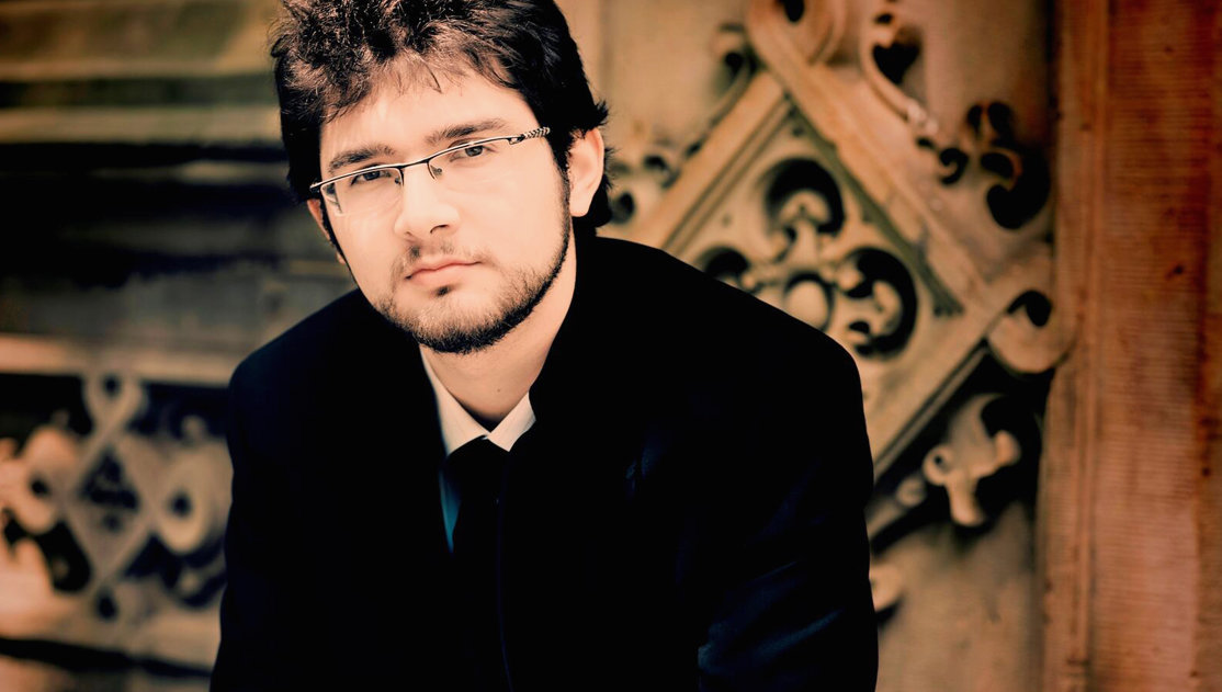 Roman Rabinovich, piano, will perform March 19, 2020, for the fourth concert of the series