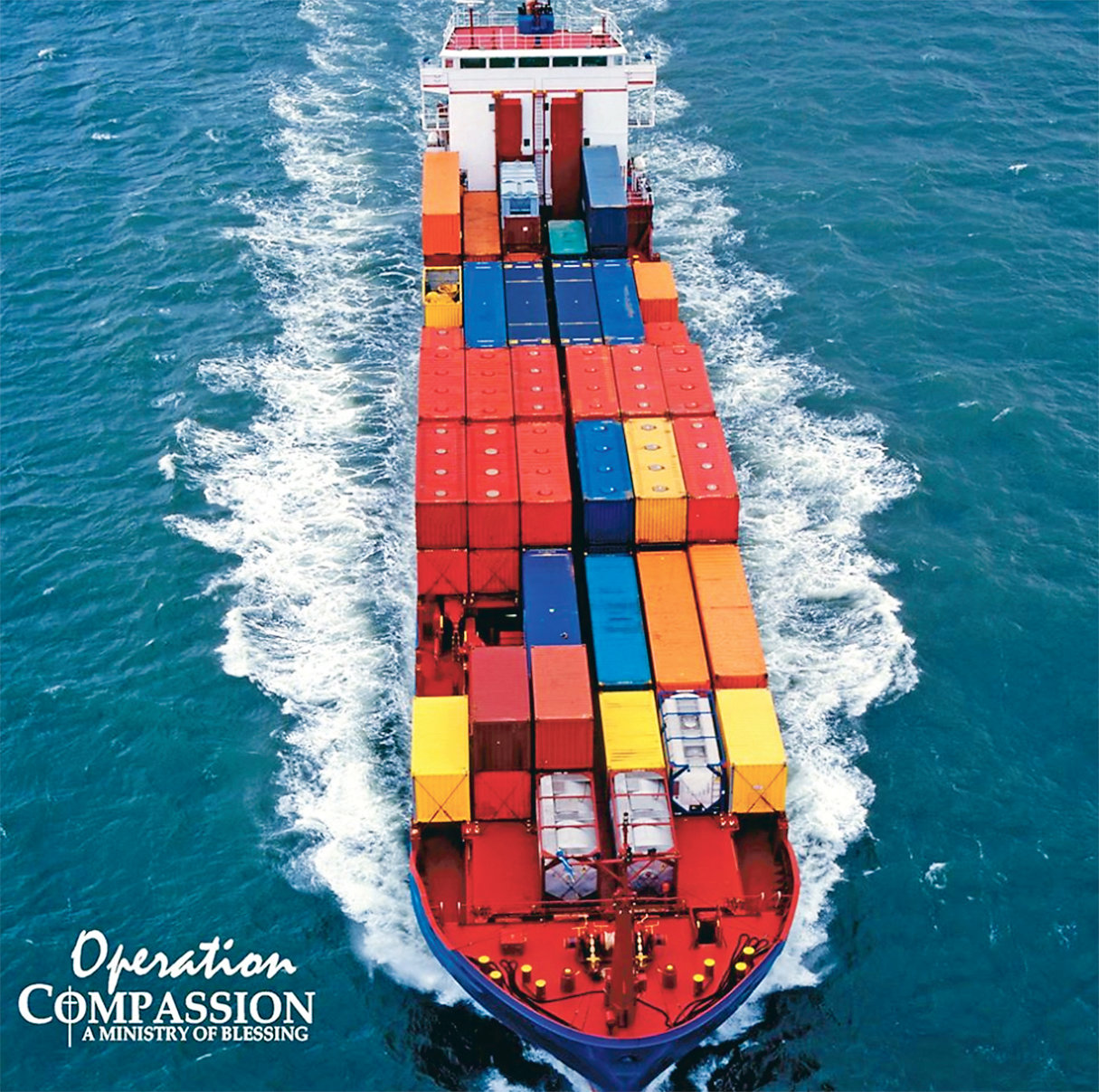OPERATION COMPASSION, a Cleveland-based humanitarian and disaster-relief organization, is shipping five barges of relief-aid products to the Bahamas, where Category 5 Hurricane Dorian ravaged several islands last week. The barges began shipping Saturday.