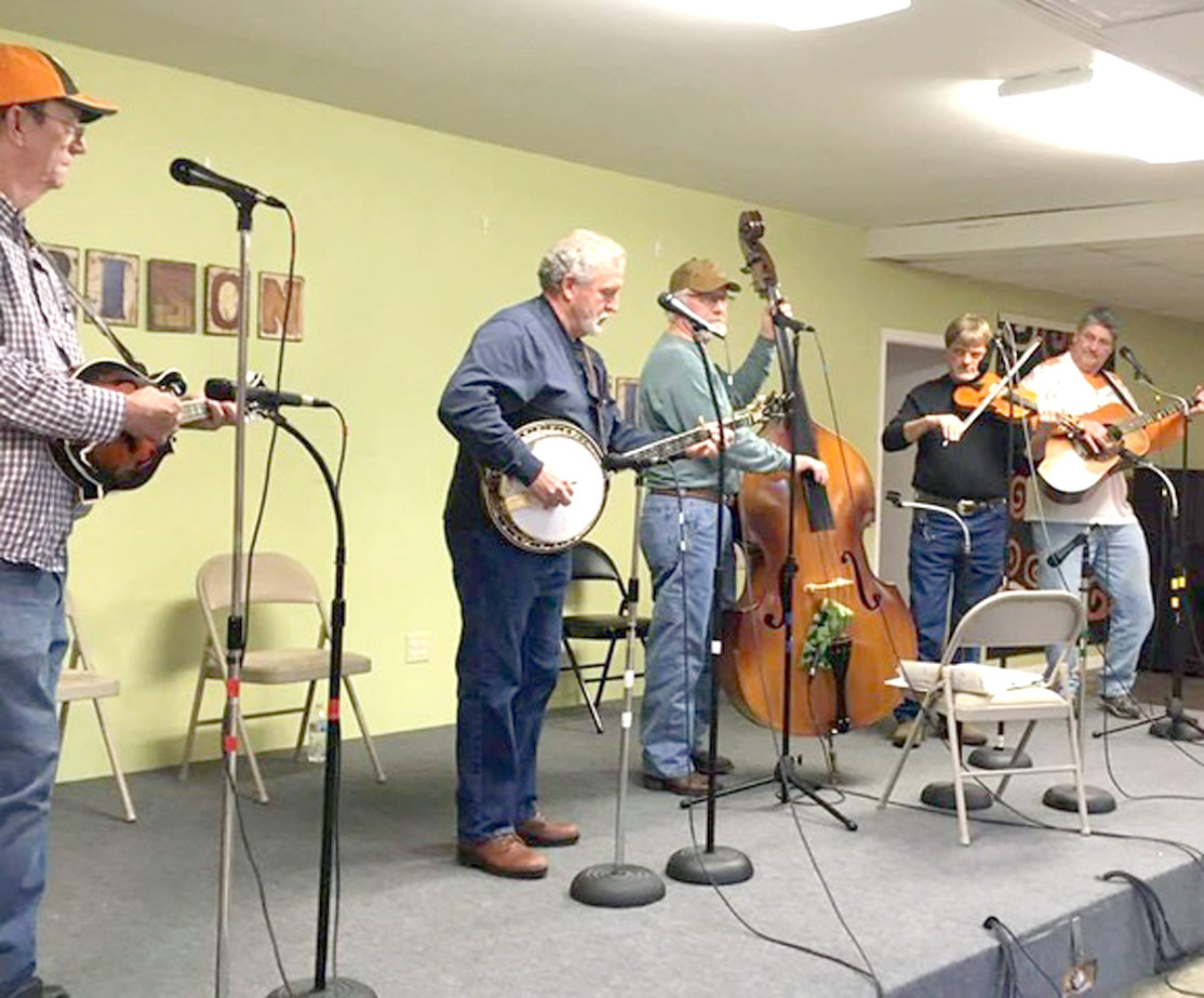 Mountain Road Bluegrass to perform Friday, 7 p.m., at the Cowboy Gospel Jubilee.