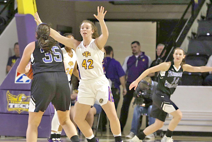 LEE UNIVERSITY has added Tennessee Tech transfer Hannah Garrett to the Lady Flames' basketball roster.