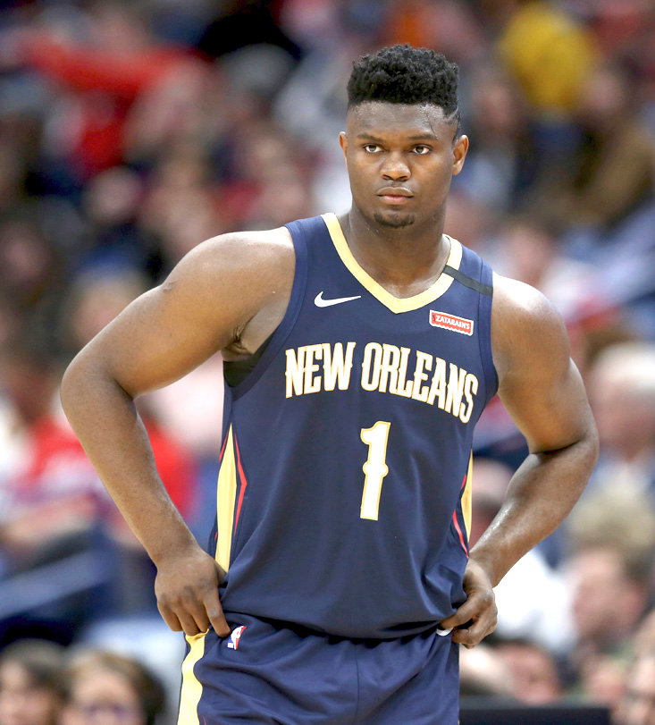 NEW ORLEANS Pelicans forward Zion Williamson will get a second chance at opening night as the NBA will restart its season on July 30 in Orlando.