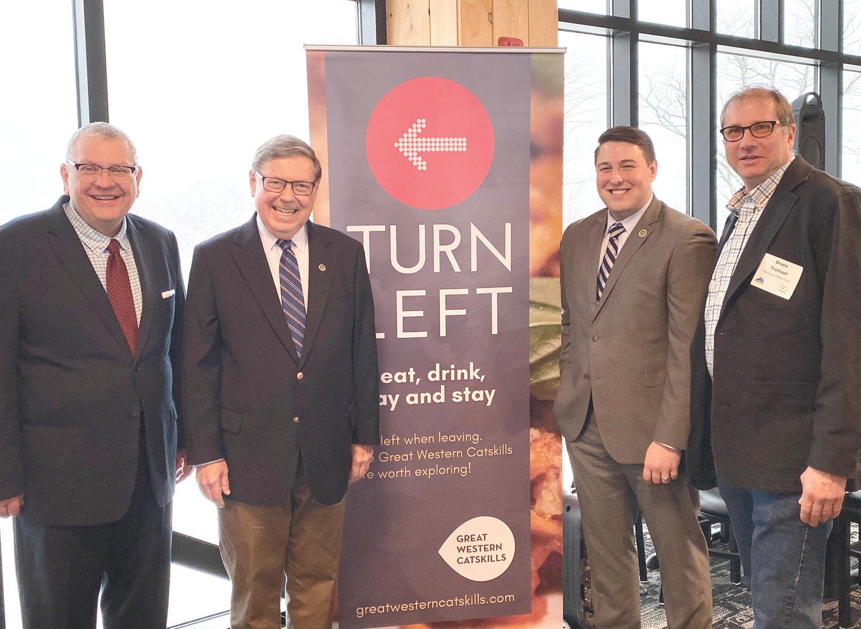 turn left campaign nys senator seward featured Nys 2020 Hunting Forecast