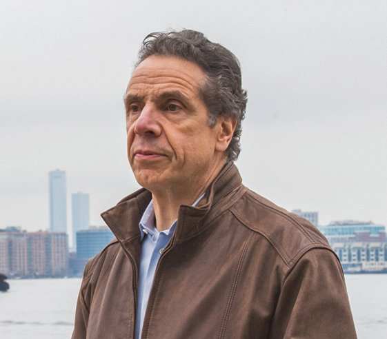 Governor Cuomo confirmed his brother, Chris, has tested positive for COVID-19.