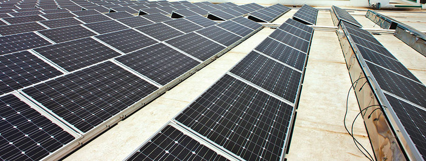 Solar is booming as four projects in Crawford and the Town of Montgomery recently gained final approval. Community solar distributes power into the general electrical grid so anyone within the district may tap into the projects' electrical power.