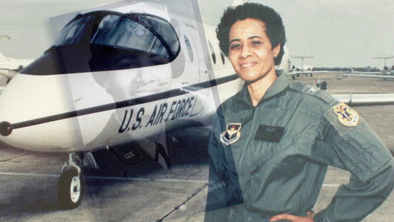 Maj Gen Irene Trowell-Harris was the first female African-American general in the 357-year history of the National Guard,