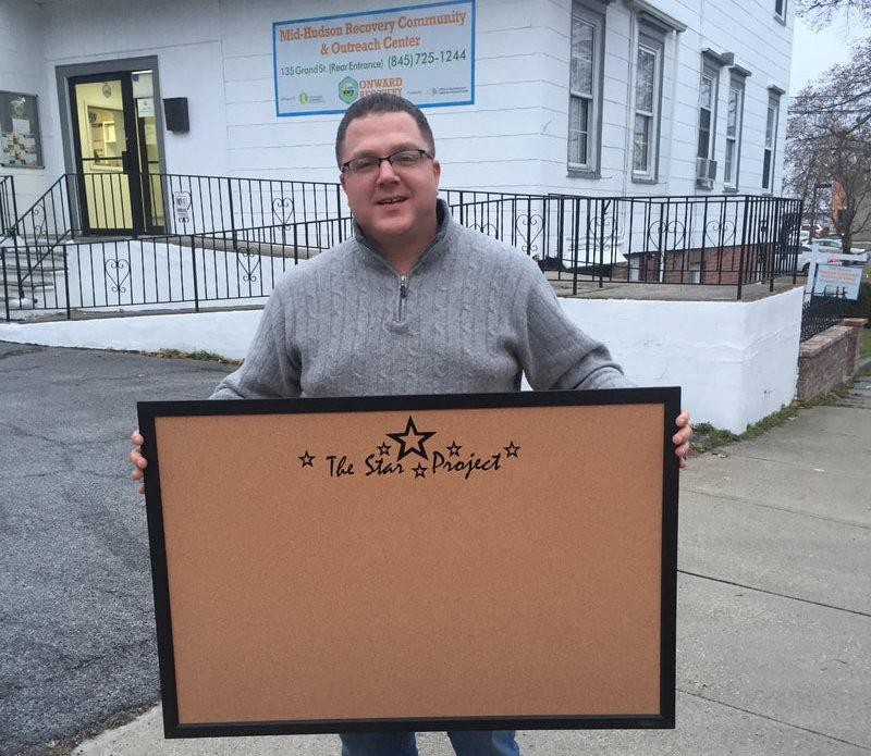 The Star Program was started by Damian DePauw as a way to help the homeless population by offering customers in select businesses around the City the opportunity to purchase a pre-paid meal for someone in need.