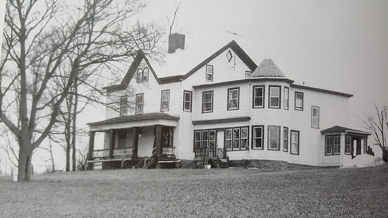 The Montgomery Town Board granted permission for the demolition of the Milliken Farmhouse located at 18 Coleman Road.
