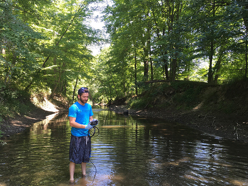 Sebastian Pillitteri is the Community Science Coordinator at Riverkeeper, where he manages a water sampling network of over 414 sites, and coordinates hundreds of volunteers -- community scientists.