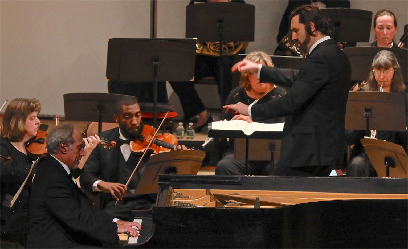 Maestro Russell Ger leads the Greater Newburgh Symphony in a program that features works by Dmitri Shostakovich and Richard Wagner.