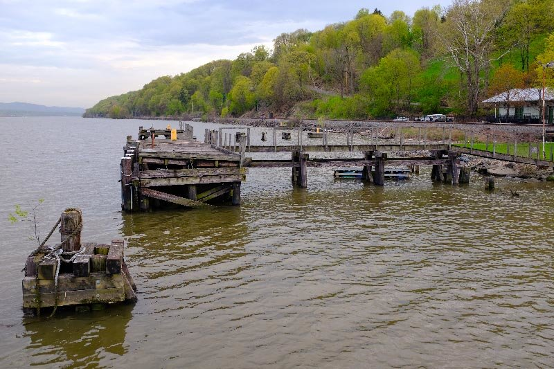 The Marlborough Town Board is considering renovating the Milton Landing South Pier.