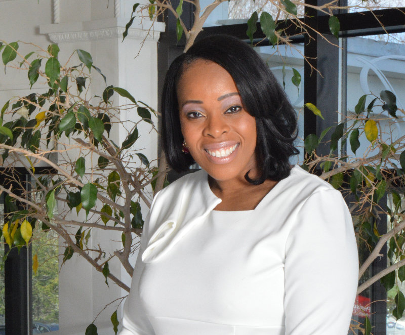Monique K. Newkirk is the new Pastor of the Pentecostal Holy Joy Church of the Lord in Modena.