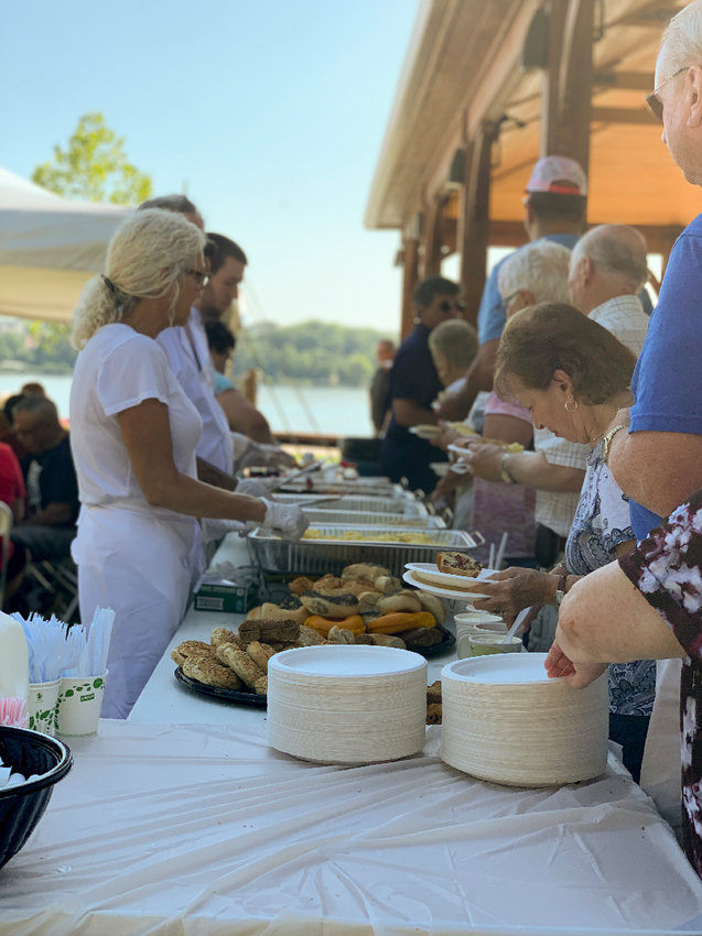 The Town of Lloyd treated 165 seniors citizens to breakfast last week.