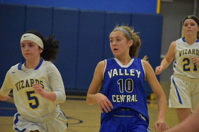 Nickole Schmidt had six points and three assists.