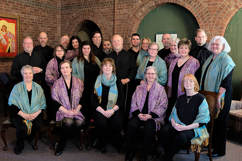 Kairos: A Consort of Singers, under the direction of Dr. Edward Lundergan, begins its 2020 Bach Cantata Series on Sunday, February 16 Holy Cross Monastery, West Park.