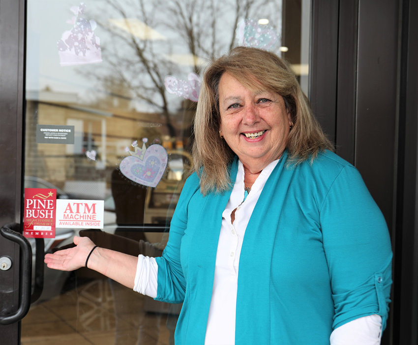 Brenda Otto looks forward to upcoming events like the Spring Expo.