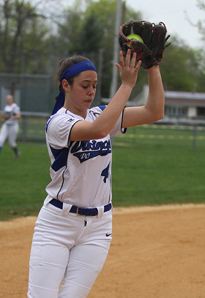 Valley Central senior Sarah Congelosi has committed to play softball at Buffalo State, starting in 2021-22.