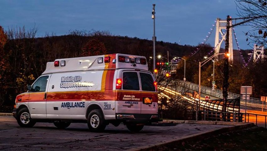 Presently, Lloyd has one ambulance unit that is on duty 24/7 and another that is available daily 7 a.m. - 7 p.m.