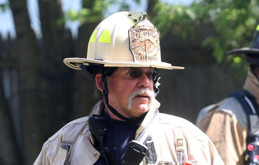 "The City of Newburgh hired Francis ""F.J."" Spinelli as the Chief of the Fire Department."