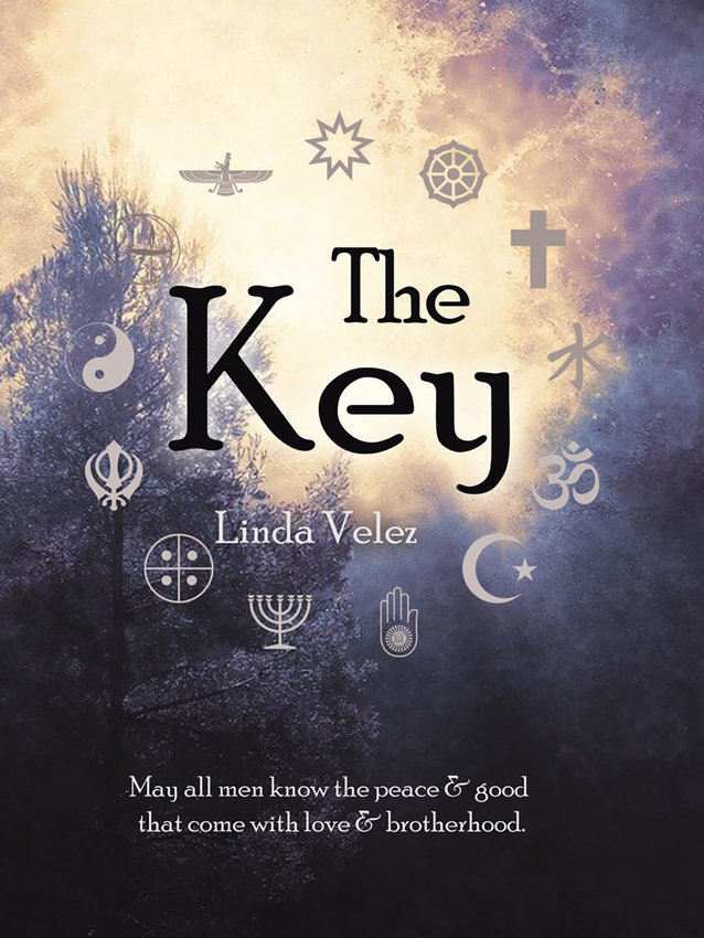 "New Windsor resident and psychic Linda Velez published her first book, ""The Key."""