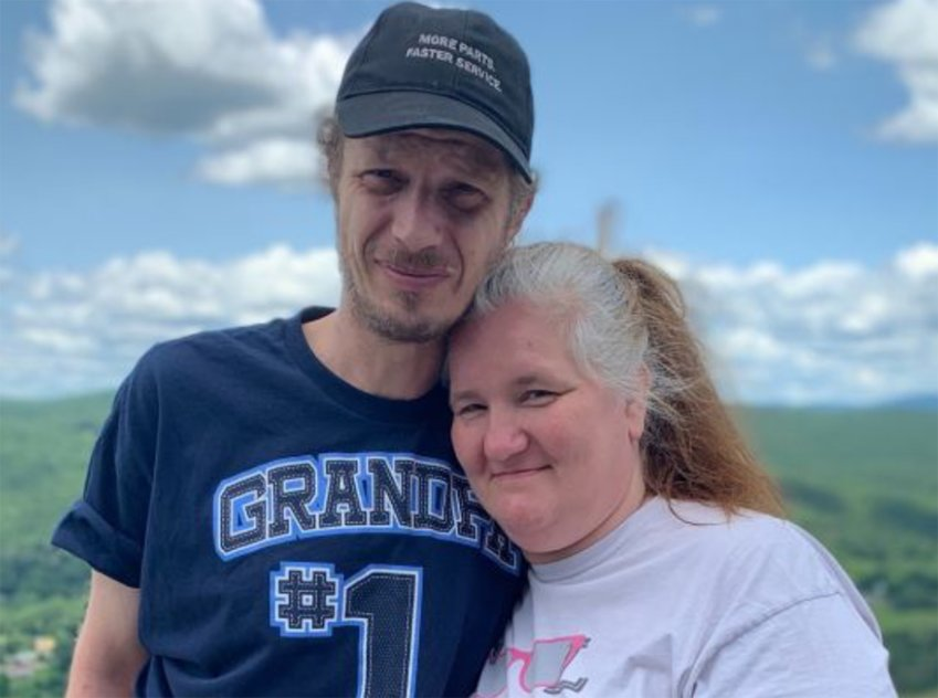 Marlenea Miller is raising money to help pay for the medical expenses of her husband Charles after he was shot outside You You Asian Cuisine last Wednesday evening.