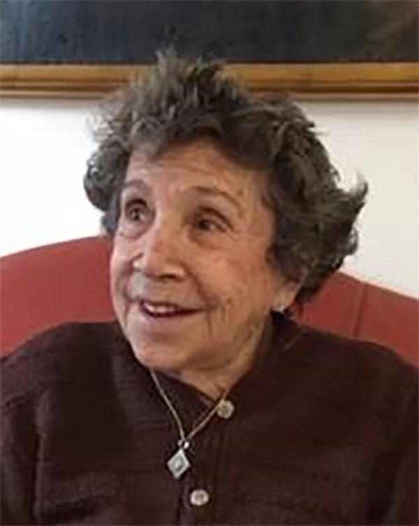 Historic advocate and preservationist Mildred Starin is this year's recipient of the Martha Washington Woman of History Award given by Washington's Headquarters State Historic Site each year.