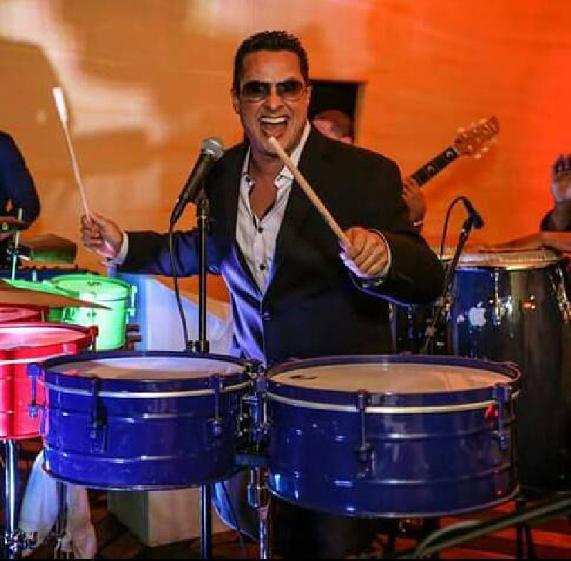 Tito Puente Jr. and his  Latin Jazz Ensemble headline at the Ritz on Saturday.