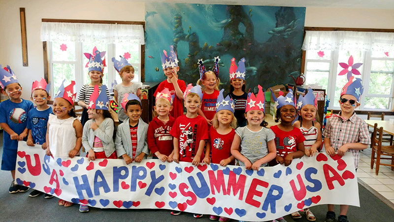 Kids sing to the joy of summer | My Hudson Valley