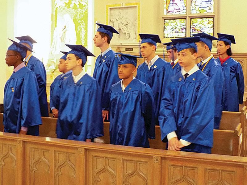 Bishop Dunn Awards 23 Diplomas My Hudson Valley