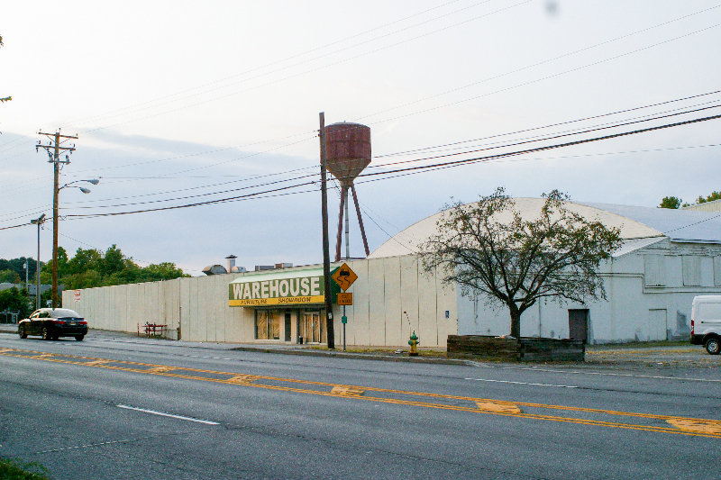 The former Warehouse Furiture Showroom will be the second location for Newburgh Vintage Emporium.