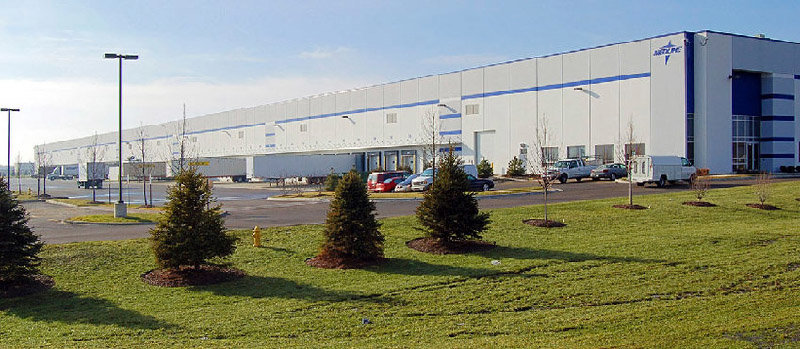 Medline Industries is proposing a 1.3-million-square-foot facility for offices, shipping and receiving and warehouse storage on the east side of NYS Route 416 and north of Interstate 84.