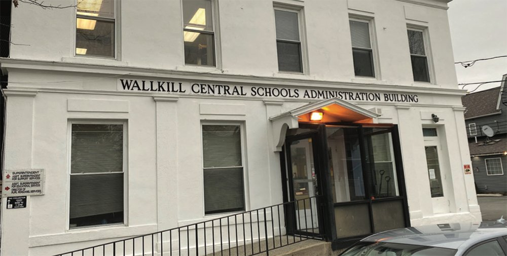 Wallkill's current Administrative Office Building located at 19 Main Street in Wallkill is in need of renovations that would cost approximately $3,300,000. The building was built in 1880.