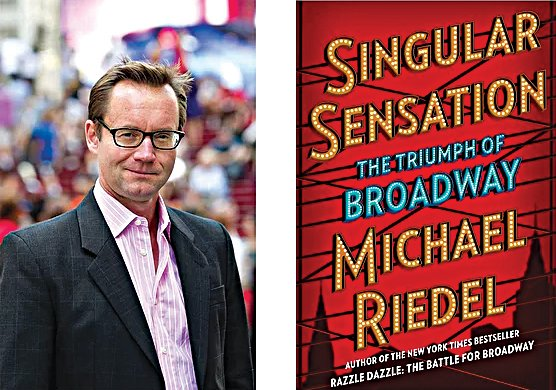 The Denizen Salon Series begins Sunday, December 6 with author Michael Riedel. Signed copies of his newest release: Singular Sensation: The Triumph of Broadway,  will be given at each of the three salons: 12, 2 and 4 p.m. Tickets are limited to 15 people per salon and are available at denizentheatre.com.
