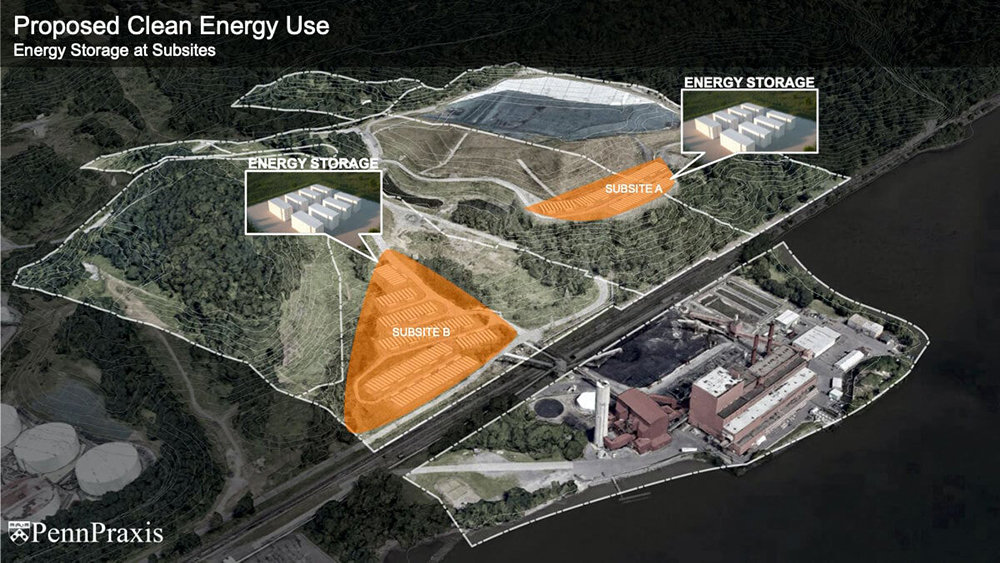 Scenic Hudson is proposing that Danskammer use their site for battery storage instead of building a new gas fired power plant.