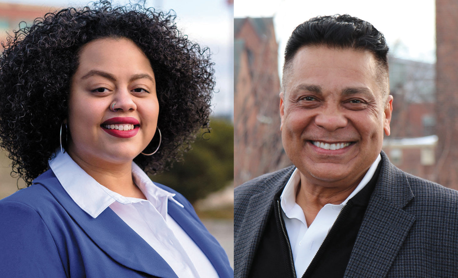 Newburgh residents Genesis Ramos and Roger Ramjug, both Democrats have announced they are running for district six, following James Kulisek's decision to not seek another term.