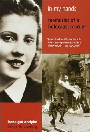This autobiography by Polish rescuer Irena Gut-Opdyke is the true story behind the play Irena's Vow.